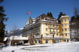 GRAND HOTEL OF GSTAAD, GSTAAD, SWITZERLAND