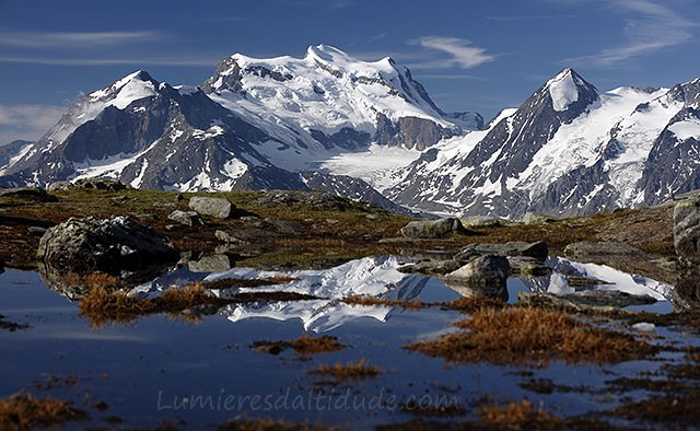 Reflexion of Grand Combin