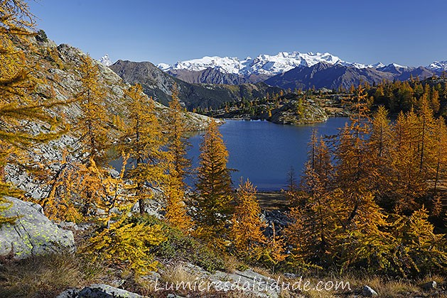 Autumn in Val Aoste